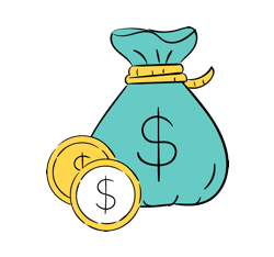 money refund icon