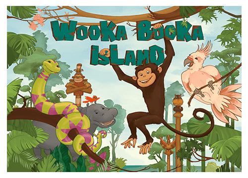 wooka booka island